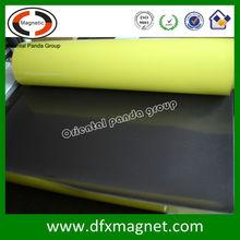 Rubber magnetic sheet flexible Plastic magnet