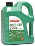 5W40 óleo do motor Multigrade semi sintético