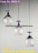 2013 modern commercial led pendant lighting