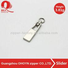 Metal Zip Pull,Decorative Cheap Zipper Pulls For Bags