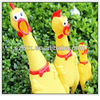 chicken squeeze toys/moving chicken toys/squeaky animal toys