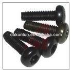 Different types of torx screws