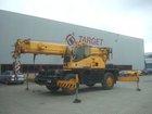 DEMAG AC25 4x4x4 CITY CRANE 06-99 100996KM 15058HRS