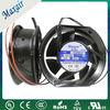 UL94V-0 172x150x51mm electrical axial fan motor manufacture