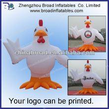 Hot selling lifelike shrilling chicken
