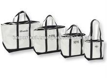 Organic Shoulder Bag / Ladies Bag / Cheap Promotional Custom Bag