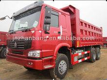 2013 Brand New SINOTRUK HOWO 6X4 Dump Truck