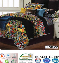 queen size /king size cotton printed duvet covers
