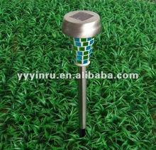 YINRU-LED Mosaic mini solar light kits,solar light,led outdoor light