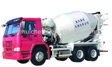 8m3 marca caminhão do misturador de cimento
