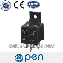 Hot sales JD1929 universal automotive relay 12v 30a