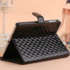 new stylish delicate leather case cover for apple ipad mini