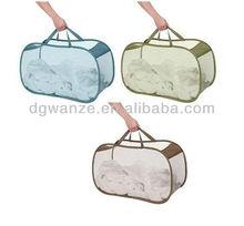 Jute stainless steel bread laundry baskets