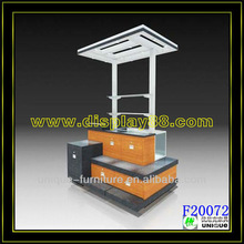 Mobile Coffee/ Hot Dog Carts Manufactured by Famous Brand, Commercial Coffee Carts For Sale