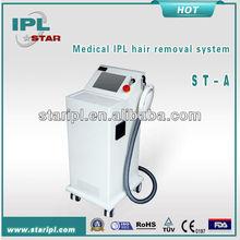 new FDA intense pulsed light hair reduction equipment