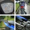 ZF110(XI) luxury muffler best quality popular mini motocicleta
