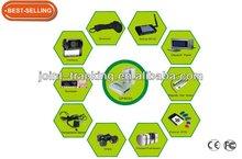 GPS tracking system support RFID, MDT, fuel sensor, keypad, bar-code scanner, tire pressure sensor, etc.