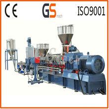 GS65 pvc machine Twin/Single Screw Extruder machine make plastic pots machine manufacture