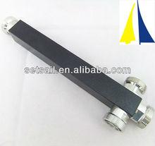 Water Proof 800-2500MHz RF 3 Way Power Splitter DIN-F
