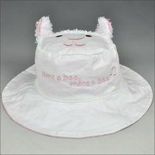 cotton baby bucket hat