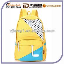 Fashion Trendy School Bags Girls