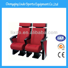Popular Auditorium Stacking Chair for Conference Hall and Fixed Auditorium Seat for Auditorium