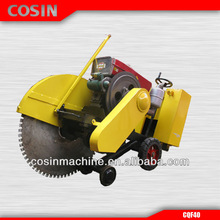 Cosin CQF40 Asphalt cutter gasoline concrete saw cutting machine