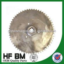 Axle sprocket 20mm axle mount, 40-50 teeth, 420 chain type