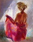 female body Oil Painting