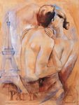 nude body oil painting