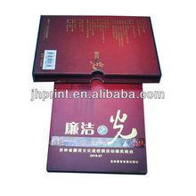bulk hardcover book case, printing in china