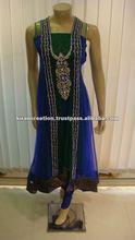 Embroidery design salwar kameez