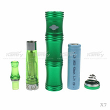 healthy With Chinese Bamboo culture,nice and environmental..for newest ecigarette x7 with good touch feeling