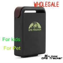 WHOLESALE!!The micro gps transmitter tracker for the Child/ Elderly/Disabled/Pet
