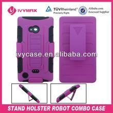celular flip cover for NOKIA Lumia 720 mobile phone holster