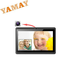 good firmware android PC Tablet with real player pdf/Skype video call tablet pc 7inch