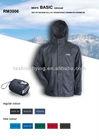 Men rain suit,rain jacket cheap china wholesale clothing(RM3006)