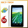 Dual core Android 4.1 Tablet MTK6577 tablet PC with dual sim cards