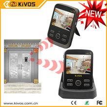 KIVOS KDB301 models of inner doors for houses video door phone smart cheap phone zwave