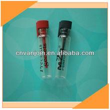 1ml Clear Perfume Tester Glass Vial