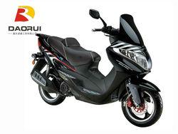 New Black 125T-13(2) Hybrid Petrol Yiying 50cc 125cc Scooter Sale EEC