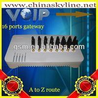 goip16 gsm cdma wcdma voip gateway, camm terminal, pabx gateway standard telephone set