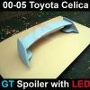 00-05 Toyota Celica GT Spoiler with LED brake light