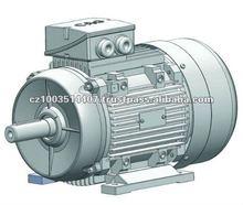 CAG IE 2 Aluminium Frame Three Phase Electric Motor 4kW