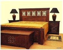 Fusion Ethnic Bedroom Set
