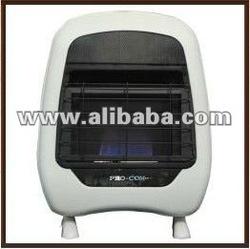 Procom vent-free space heater