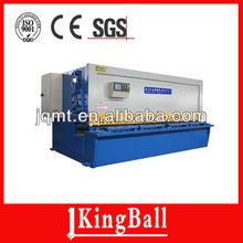 CNC hydraulic shearing machine/CNC cutting machine/gate type shears