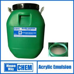 acrylic polymer emulsion Elastic Exterior Acrylic Emulsion Building Coatings
