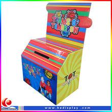 basketball display stand, basketball cardboard display stand,balls paper display boxes