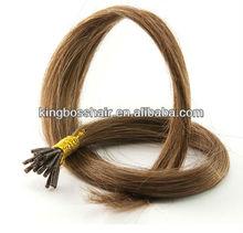 2013 new arrival pre-bonded hair extension itip utip vtip falt tip hair